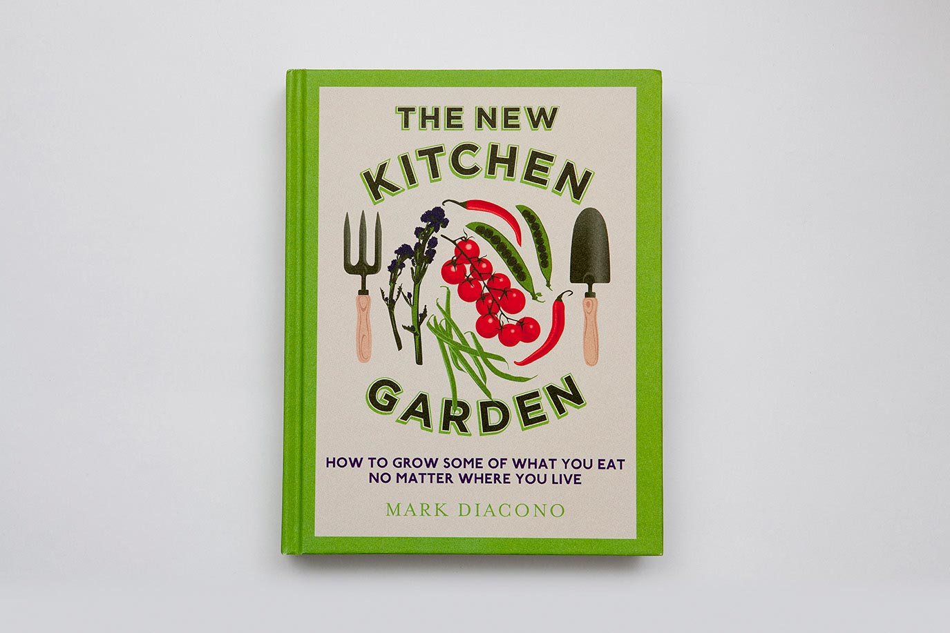 New Kitchen Garden graphic