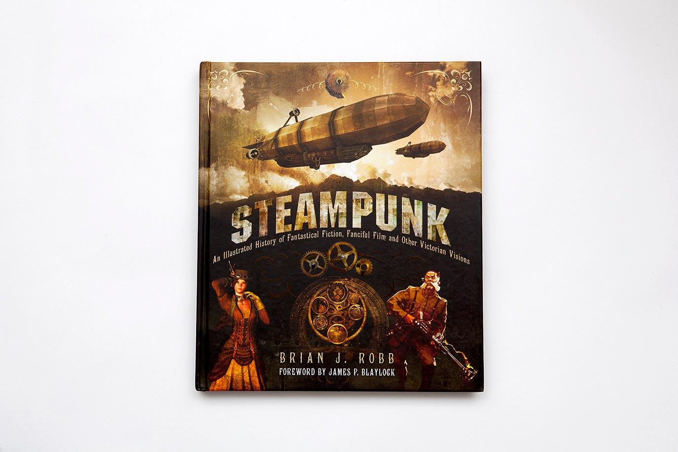 Steam Punk graphic