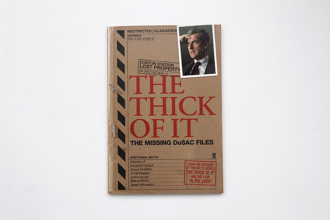 The Thick Of It graphic