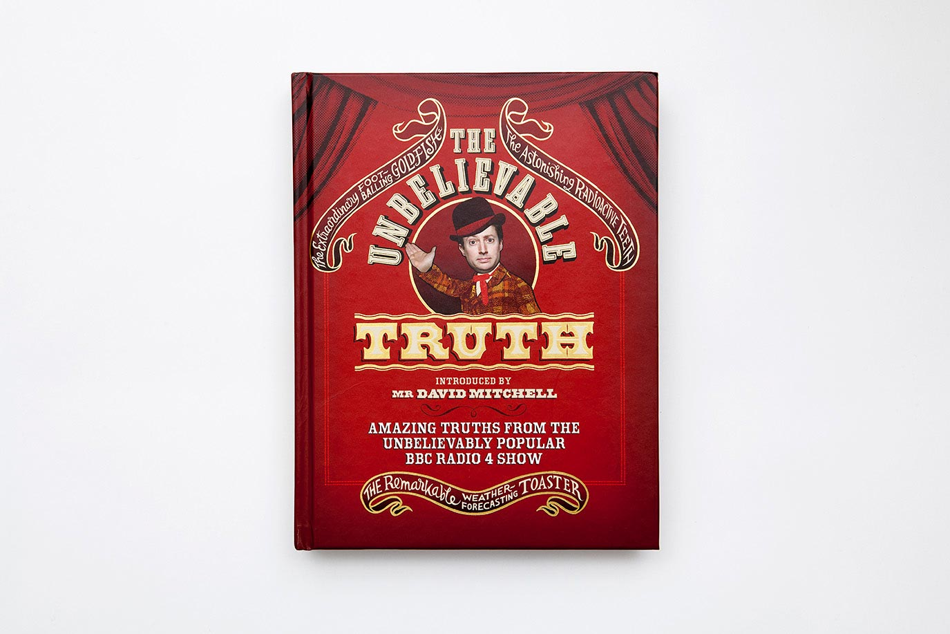 The Unbelievable Truth graphic